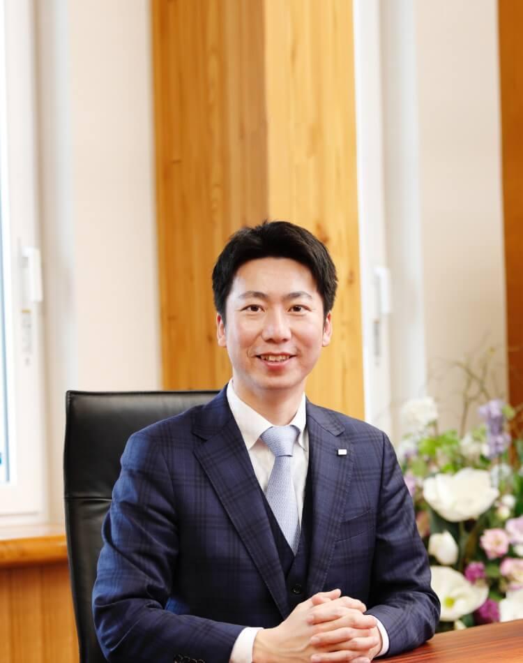 代表取締役社長 中澤 秀紀│ナカザワ建販株式会社