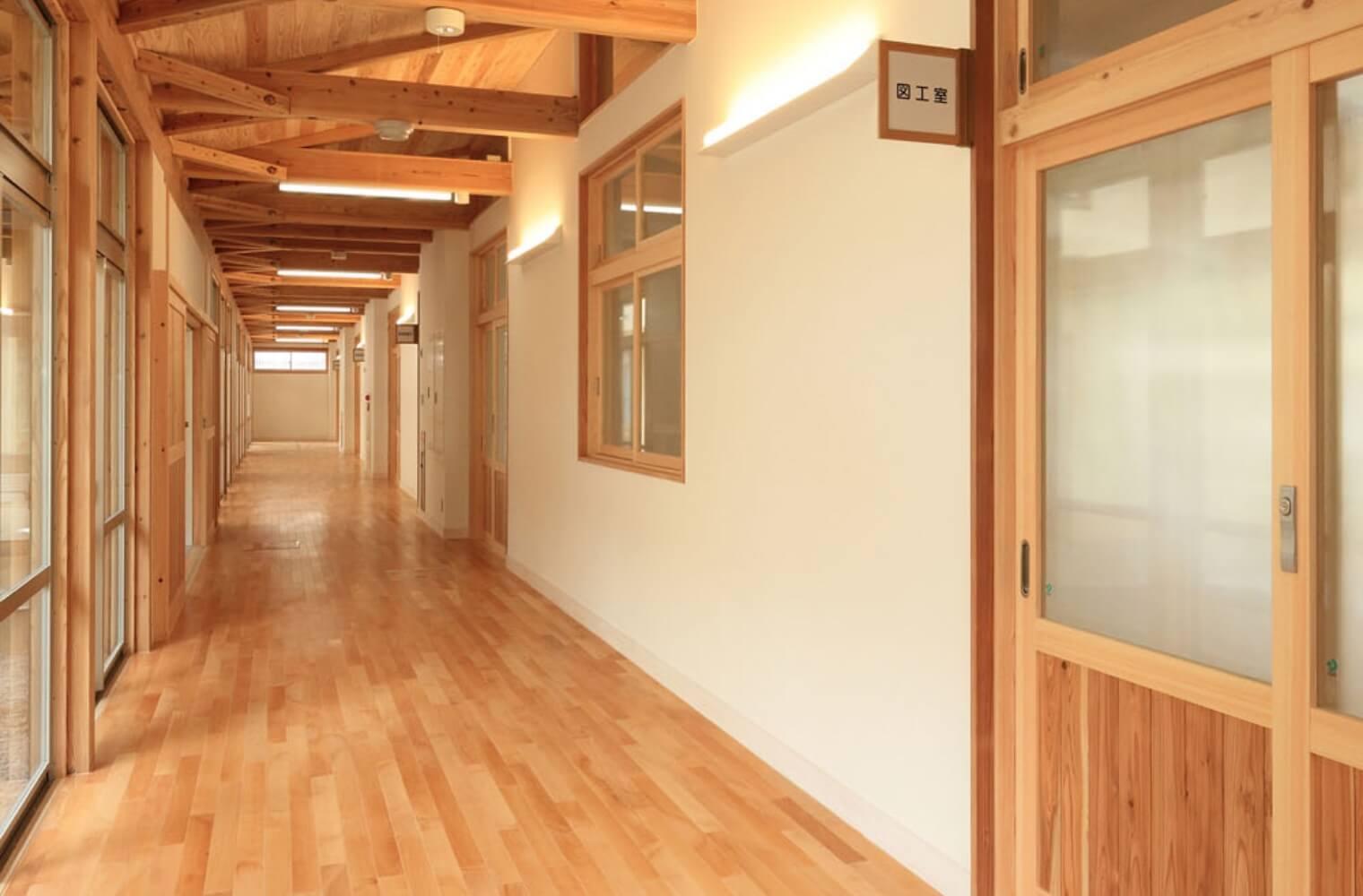 京都市立岩倉南小学校特別教室-写真4