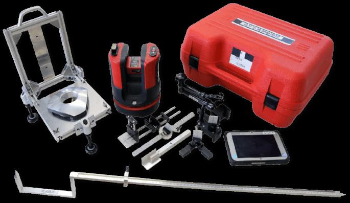 手作業の採寸から、革新的な採寸システムへ。